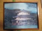 3D kinkaku temple